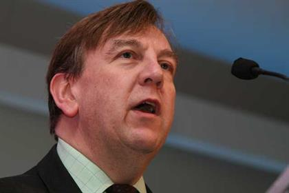 John Whittingdale: chairman of the backbench Select Committee