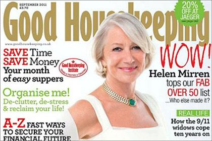 Good Housekeeping: launches reader research tool