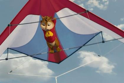 Alvin and the Chipmunks 3: Global Radio readies Christmas promotion