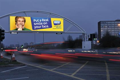 Real Radio: outdoor and digital ad campaign to launch next month