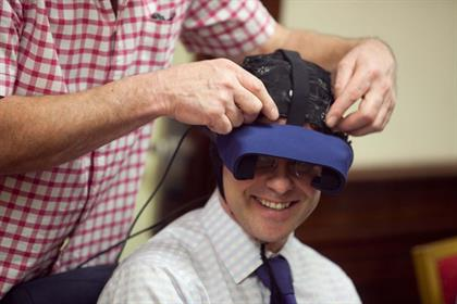 Eye UK: partnering up with brain imaging research company Neuro Insights