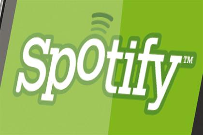 Spotify: the top online supplier in the IPA Online Media Survey