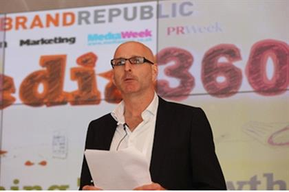 Marc Holden of PHD: PHD was last year's Media 360 host