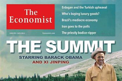 The Economist: promotes Chris Stibbs