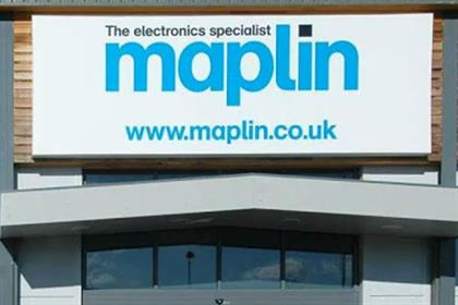 Maplin: electronics group appoints Ad Connection to its media business