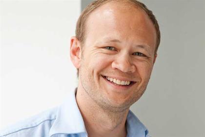 Ross Adams: European sales director at Spotify