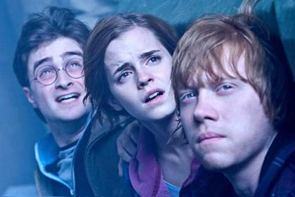 Harry Potter and the Deathly Hallows: attracted 100,000 Facebook sign ups per week