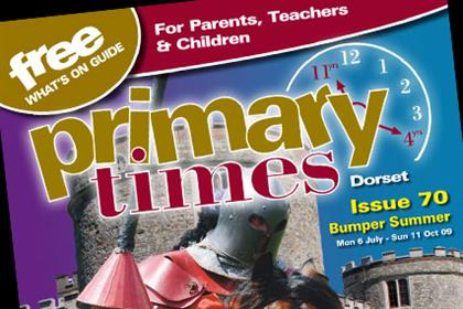 Primary Times: 2.5 million circulation