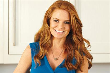 Philadelphia: signs up Patsy Palmer for 'in 5' campaign