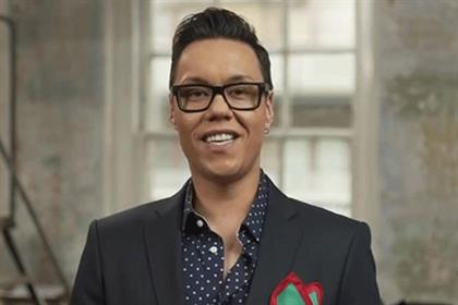 Gok Wan: has become an ambassador for Sainsbury's