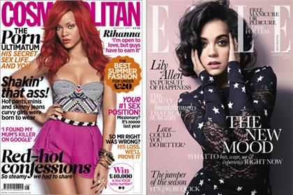 Cosmopolitan and Elle: together within Hearst Magazines UK