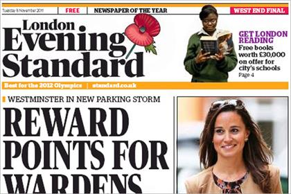 Evening Standard: unveils power 1,000 list