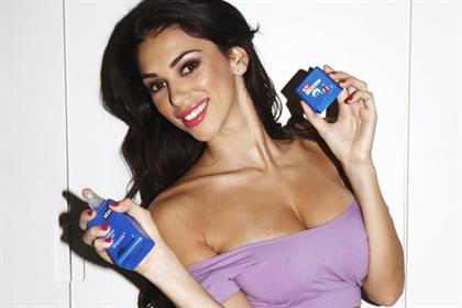 V05: hair product brand partners with FHM to seek for the world's 100 sexiest women