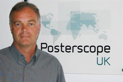 Steve Bond: has resigned as Posterscope's chief operating officer
