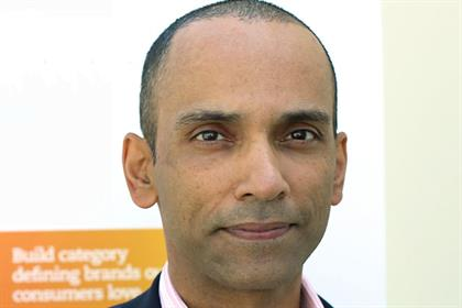 Sameer Singh: joins GSK as vice-president and head of global media