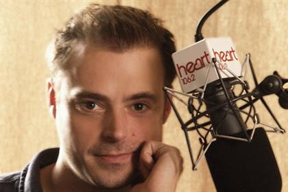 Jamie Theakston: Heart breakfast show presenter