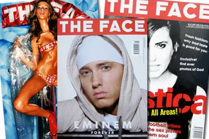 Iconic style magazine The Face: set to be relaunched