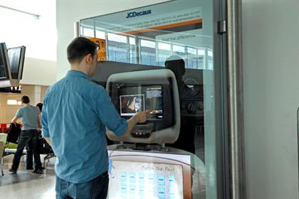 Targeting travellers: JCDecaux Airport