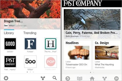 Google Currents: launches in the UK