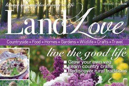 LandLove: magazine targets women who favour a more traditional way of life