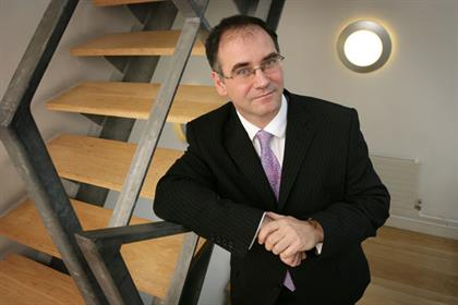 James Tye: chief executive, Dennis Publishing