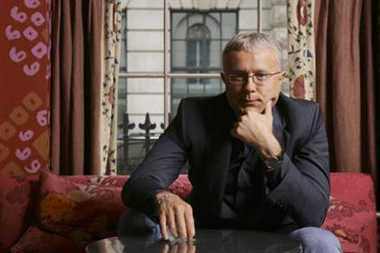 London Evening Standard owner Alexander Lebedev
