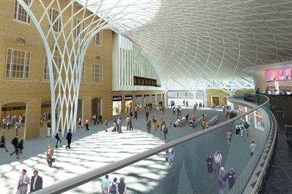 King's Cross: the new Western Concourse