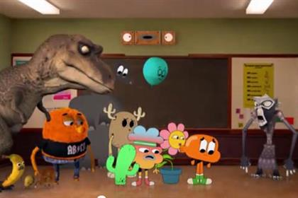 The Amazing World of Gumball: Cartoon Network show joins HD channel