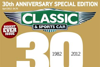 Classic & Sports Car: April 2012 edition