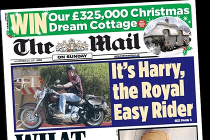 DMGT: price promotion of The Mail on Sunday hits profits