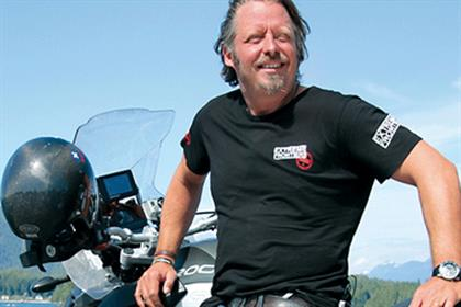Charley Boorman: Freesat to sponsor his Extreme Frontiers show on Channel 5