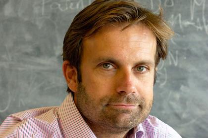 Henry Daglish: managing director of Arena