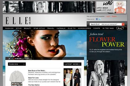 Elleuk.com: revamped design launches today