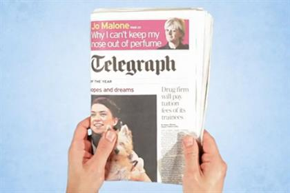 The Telegraph: paper owners top rich list
