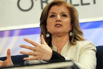 Arrianna Huffington: announces plans for a UK HuffPo