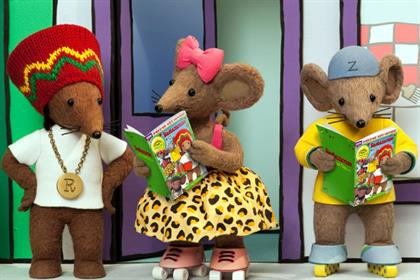 Rastamouse: Immediate Media new title based on CBeebies TV programme