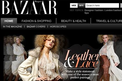 Harpersbazaar.co.uk: will make the transition to Magnus by Q1 2011