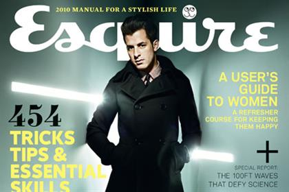 Esquire: loses editor to Net-A-Porter