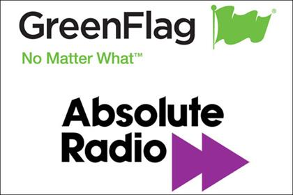 Green Flag: sponsors Absolute Radio's traffic and travel bulletins