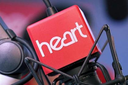 Heart: claims top commercial radio station spot in Q1
