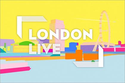 London Live: if successful it could pave the way for more niche TV channels