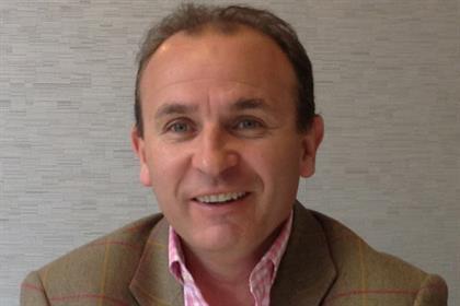 Ian Rees: vice-president EMEA sales at AdMaxim