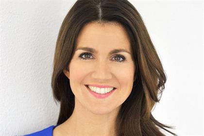 Susanna Reid: new face of ITV's upcoming 'Good Morning Britain'