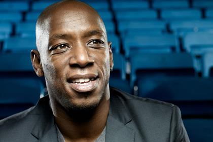 Ian Wright: former England football star signs up with The Sun