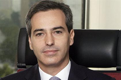 Antonio Alonso: outoing chief executive of CBS Outdoor International