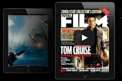 Total Film: tops the digital circulation chart