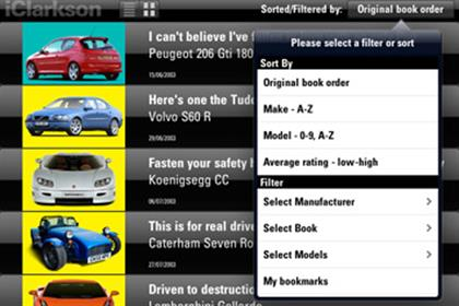 iClarkson: Penguin launches Jeremy Clarkson app