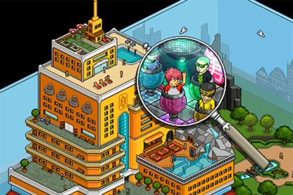Habbo: 20% growth