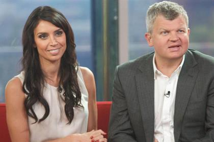 Daybreak: Christine Bleakley and Adrian Chiles