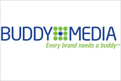 Buddy Media: partnering with CcomScore